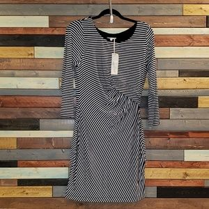 New with Tags Mystree size large sheath dress